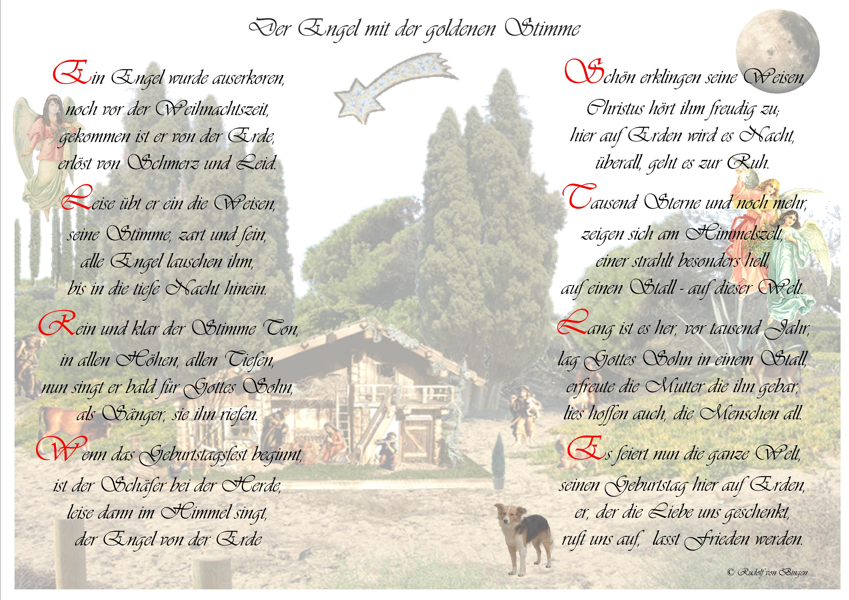 Weihnachtskarten 2008 - Weihnachtskarten drucken gratis ...